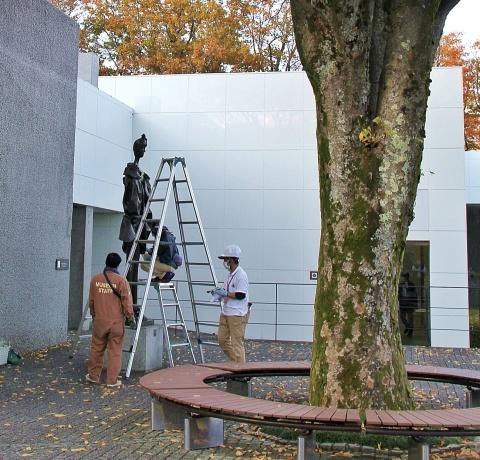 ◆箱根の素敵な美術館・・・『彫刻の森美術館』_e0154682_21065508.jpg