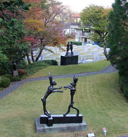 ◆箱根の素敵な美術館・・・『彫刻の森美術館』_e0154682_21130213.jpg