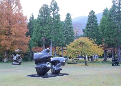 ◆箱根の素敵な美術館・・・『彫刻の森美術館』_e0154682_21153919.jpg