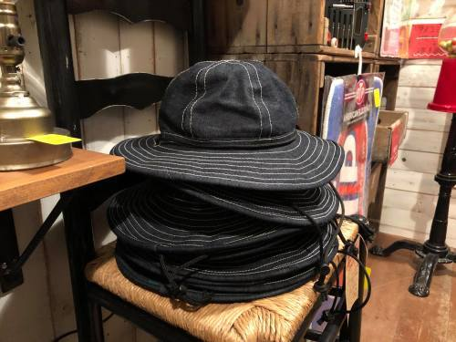 ◆ DENIM OUTDOOR HAT ◆_c0078202_11520655.jpg