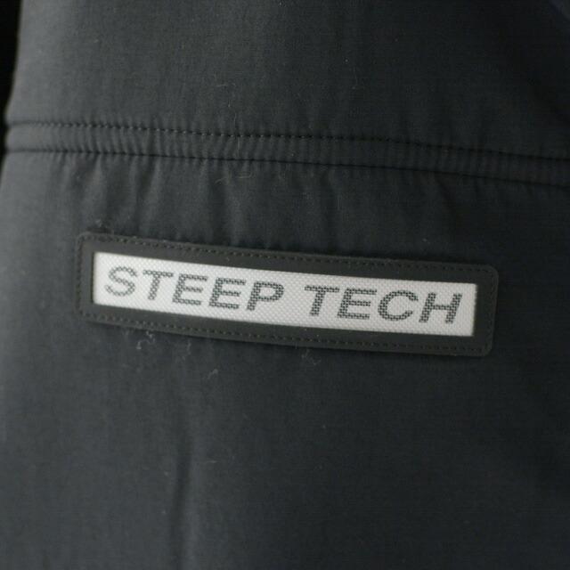 THE NORTH FACE [ザ・ノース・フェイス] M STEEP TECH Zip Freece [NA62001]スティープテックジップフリース・アウトドア・防寒・MEN\'S _f0051306_17102325.jpg