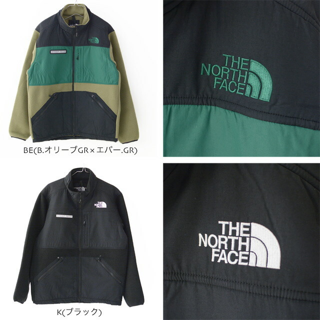 THE NORTH FACE [ザ・ノース・フェイス] M STEEP TECH Zip Freece [NA62001]スティープテックジップフリース・アウトドア・防寒・MEN\'S _f0051306_17102347.jpg