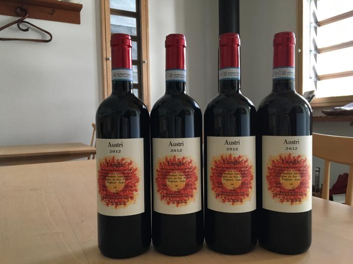11/22  うれしいワイン_a0205970_10212518.jpg