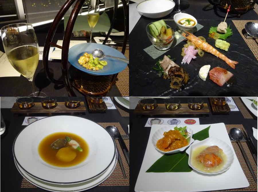ホテルの中国料理店で夕食_f0059673_21102428.jpg
