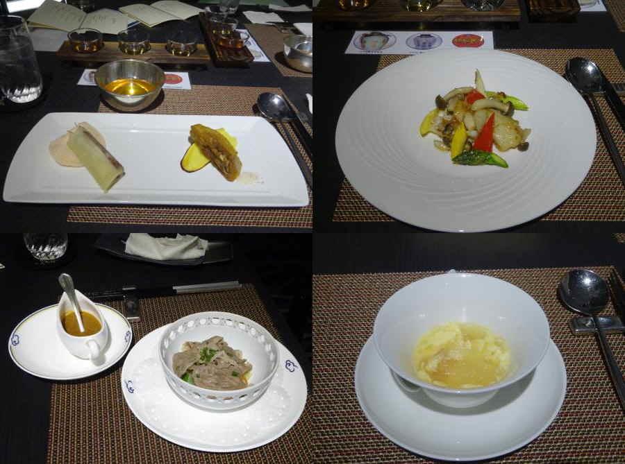 ホテルの中国料理店で夕食_f0059673_21103339.jpg