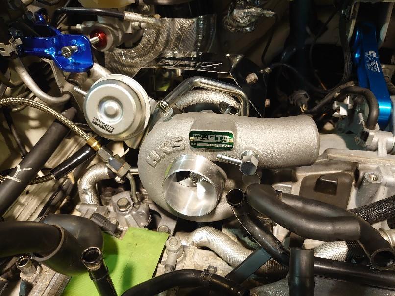 スバルWRXにHKS GTⅢタービンを装着!_a0252579_17244217.jpg