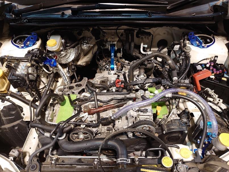 スバルWRXにHKS GTⅢタービンを装着!_a0252579_17244290.jpg