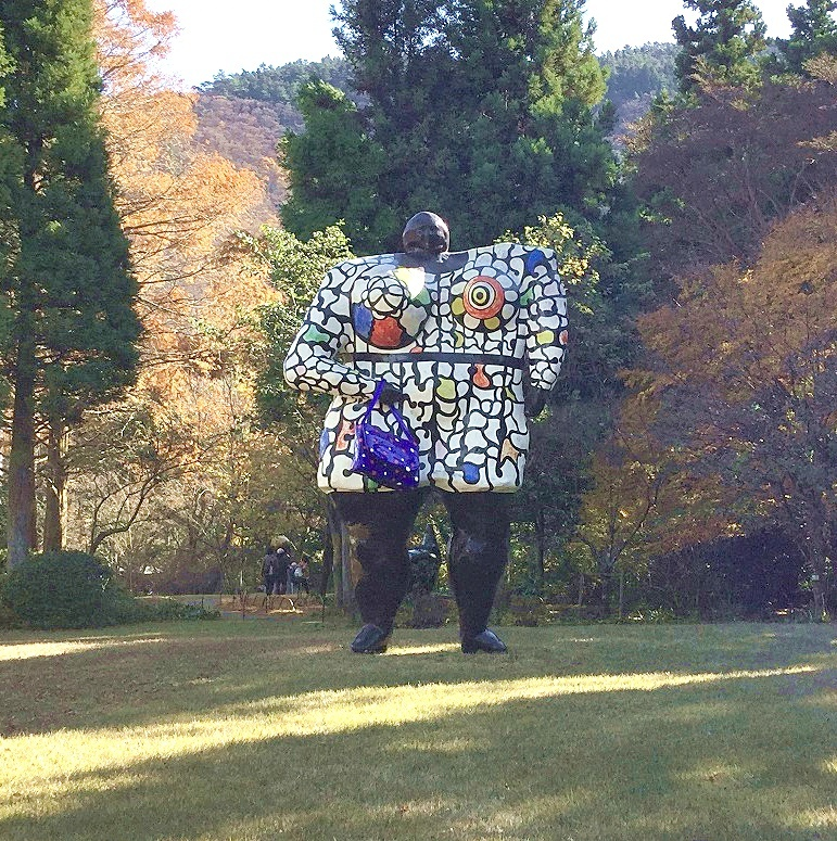◆箱根の素敵な美術館・・・『彫刻の森美術館』_e0154682_22195646.jpg
