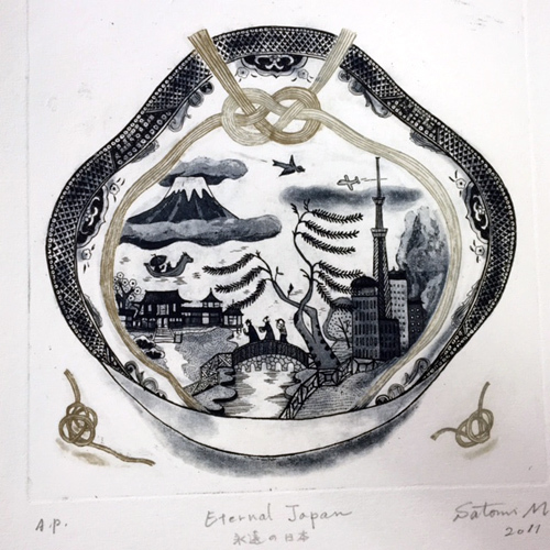 Willow Pattern Year Plate2011〜2014のご紹介_b0010487_09475033.jpg