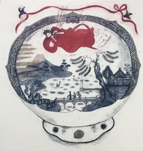 Willow Pattern Year Plate2011〜2014のご紹介_b0010487_09481049.jpg