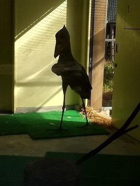 のいち動物公園でハシビロコウに会ってきた♪_d0043390_22231269.jpg