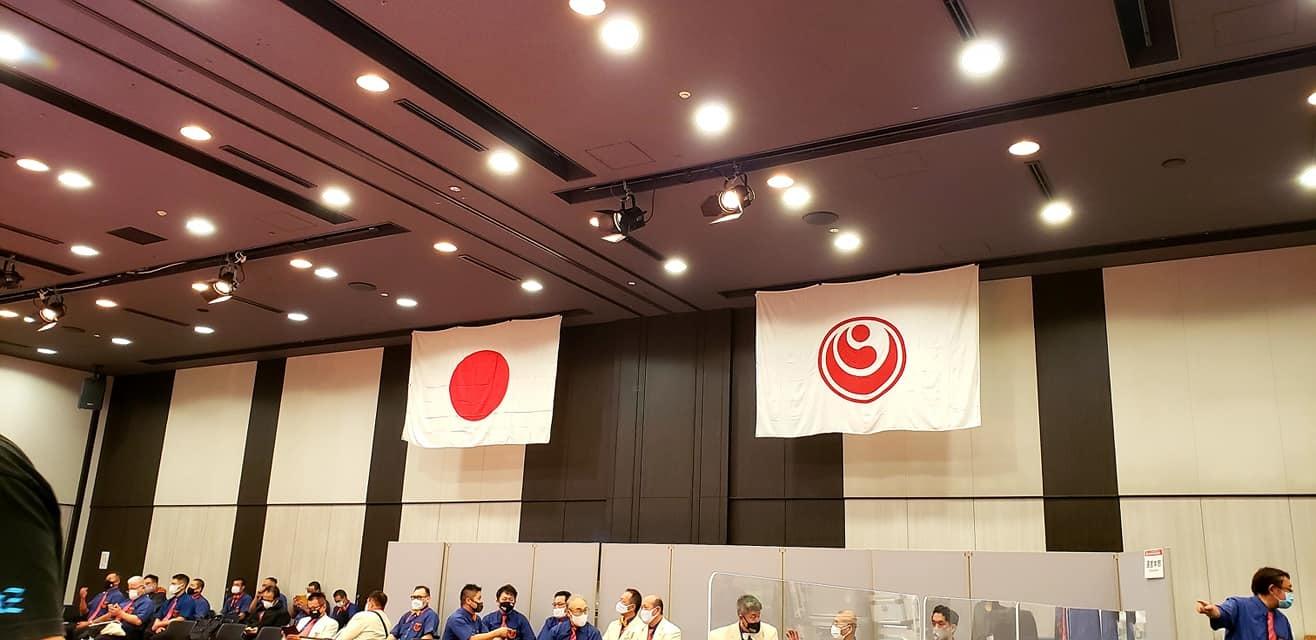 第52回オープントーナメント「全日本空手道選手権大会」 初日が無事に終了致しました。_c0186691_15521973.jpg