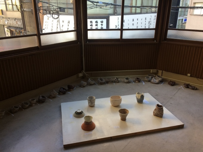 工藤冬里展示 ヒトトロジー |Tori  Kudo exposition hitotology _a0156417_14180726.jpg
