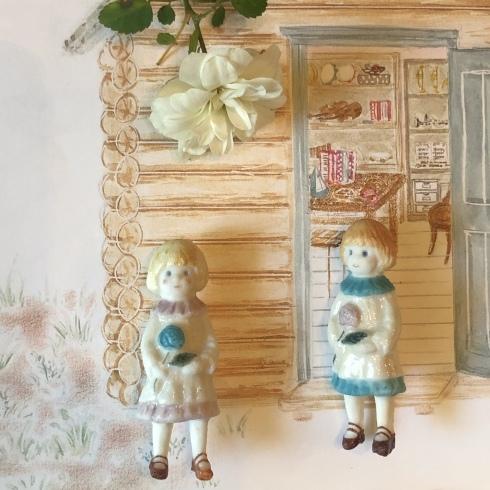 """🎄不思議の森のprickle 🎄  """"Christmas at home"""" @阪急うめだ本店10階_a0137727_16174060.jpeg"""
