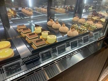 おいしいパン屋さんを探す旅22 金鐘の名もなきパン屋☆Bakery Exploration 22 Great Food Hall in Admiralty_f0371533_13121592.jpg