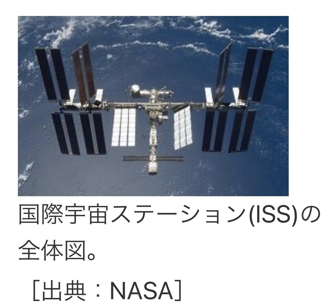 宇宙 方 見え 国際 肉眼 ステーション