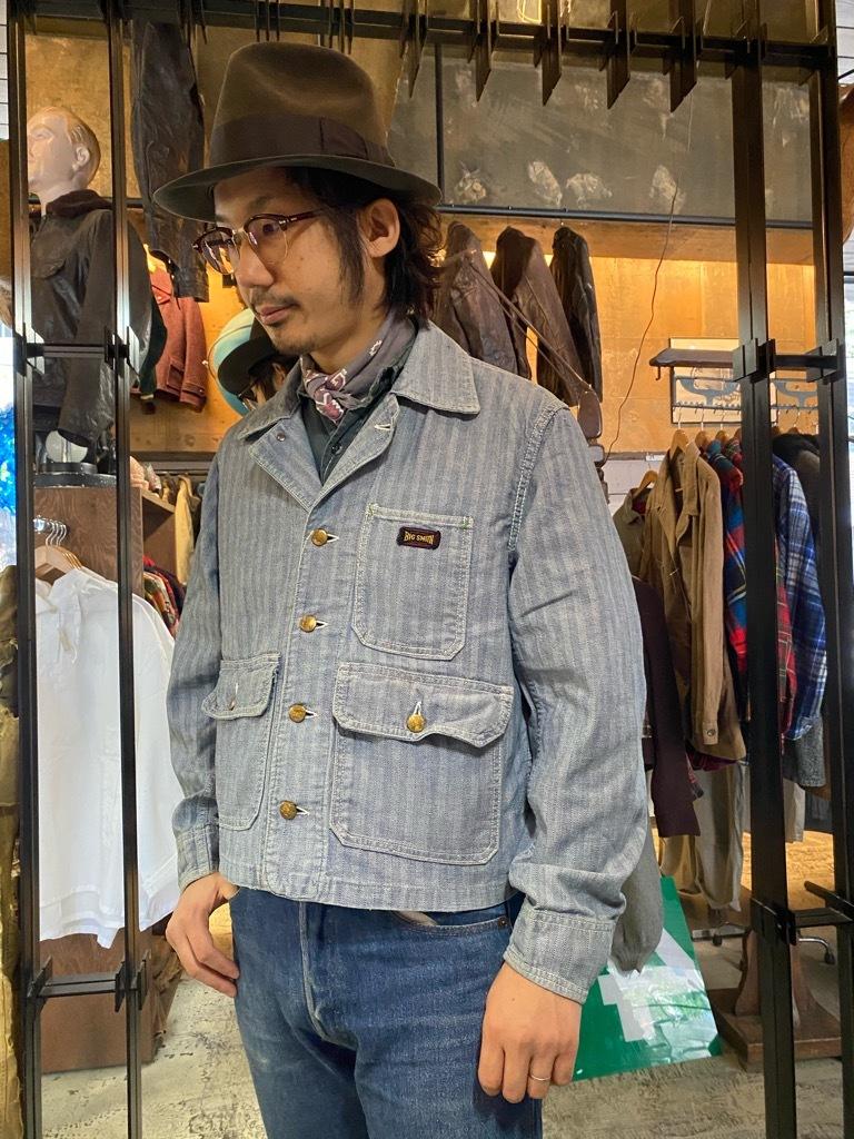 11月25日(水)マグネッツ大阪店Vintage入荷日!!#3 WorkHunting編!!BIG SMITH,PAY DAY,RED HEAD,USMC!!_c0078587_12570131.jpg
