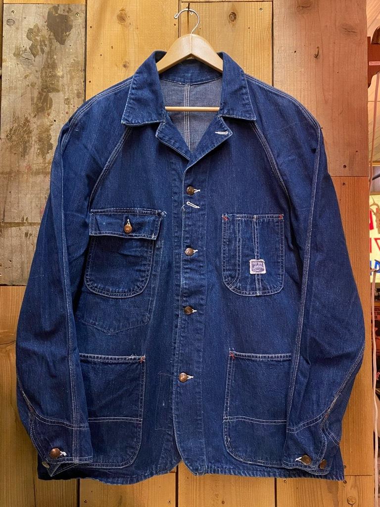 11月25日(水)マグネッツ大阪店Vintage入荷日!!#3 WorkHunting編!!BIG SMITH,PAY DAY,RED HEAD,USMC!!_c0078587_13002016.jpg