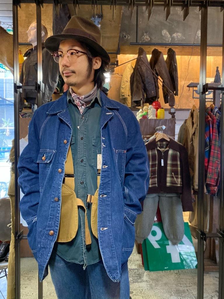 11月25日(水)マグネッツ大阪店Vintage入荷日!!#3 WorkHunting編!!BIG SMITH,PAY DAY,RED HEAD,USMC!!_c0078587_13004638.jpg