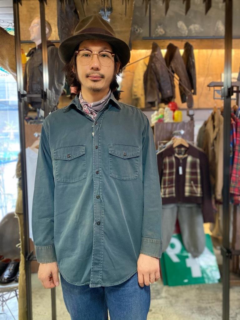 11月25日(水)マグネッツ大阪店Vintage入荷日!!#3 WorkHunting編!!BIG SMITH,PAY DAY,RED HEAD,USMC!!_c0078587_13090987.jpg