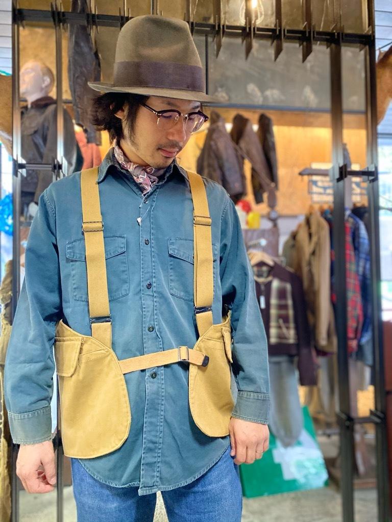 11月25日(水)マグネッツ大阪店Vintage入荷日!!#3 WorkHunting編!!BIG SMITH,PAY DAY,RED HEAD,USMC!!_c0078587_13214929.jpg