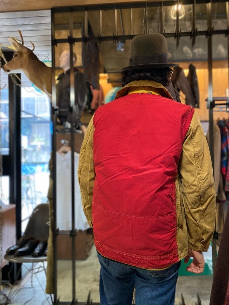 11月25日(水)マグネッツ大阪店Vintage入荷日!!#3 WorkHunting編!!BIG SMITH,PAY DAY,RED HEAD,USMC!!_c0078587_13314569.jpg