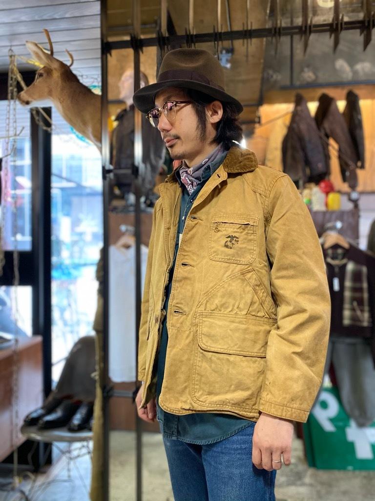 11月25日(水)マグネッツ大阪店Vintage入荷日!!#3 WorkHunting編!!BIG SMITH,PAY DAY,RED HEAD,USMC!!_c0078587_13314843.jpg