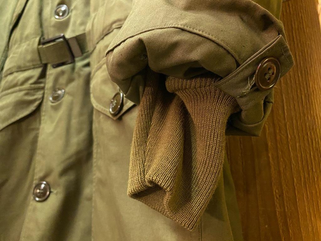 11月25日(水)マグネッツ大阪店Vintage入荷日!!#5 U.S.Army編!!M-47 Mt.Parka ,M-38 Mackinaw,M-41 HBT,M-65 1st,TCU 3rd!!_c0078587_15324906.jpg
