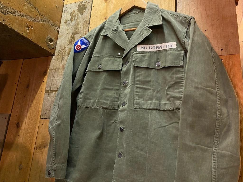 11月25日(水)マグネッツ大阪店Vintage入荷日!!#5 U.S.Army編!!M-47 Mt.Parka ,M-38 Mackinaw,M-41 HBT,M-65 1st,TCU 3rd!!_c0078587_17092335.jpg