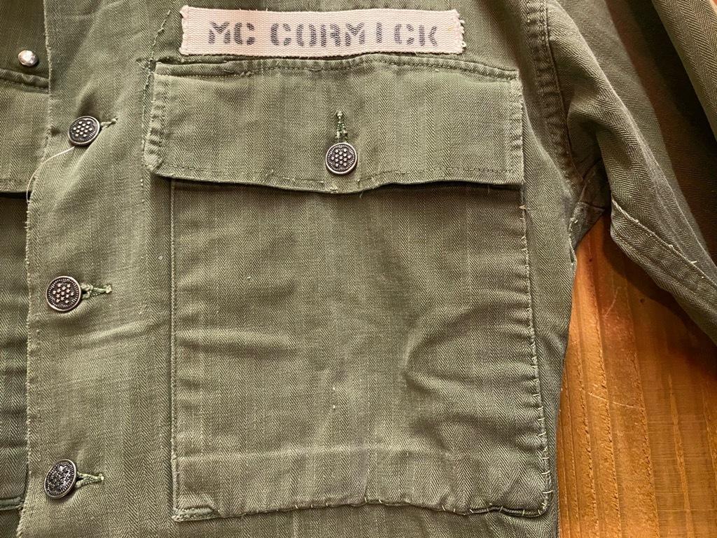 11月25日(水)マグネッツ大阪店Vintage入荷日!!#5 U.S.Army編!!M-47 Mt.Parka ,M-38 Mackinaw,M-41 HBT,M-65 1st,TCU 3rd!!_c0078587_17093056.jpg