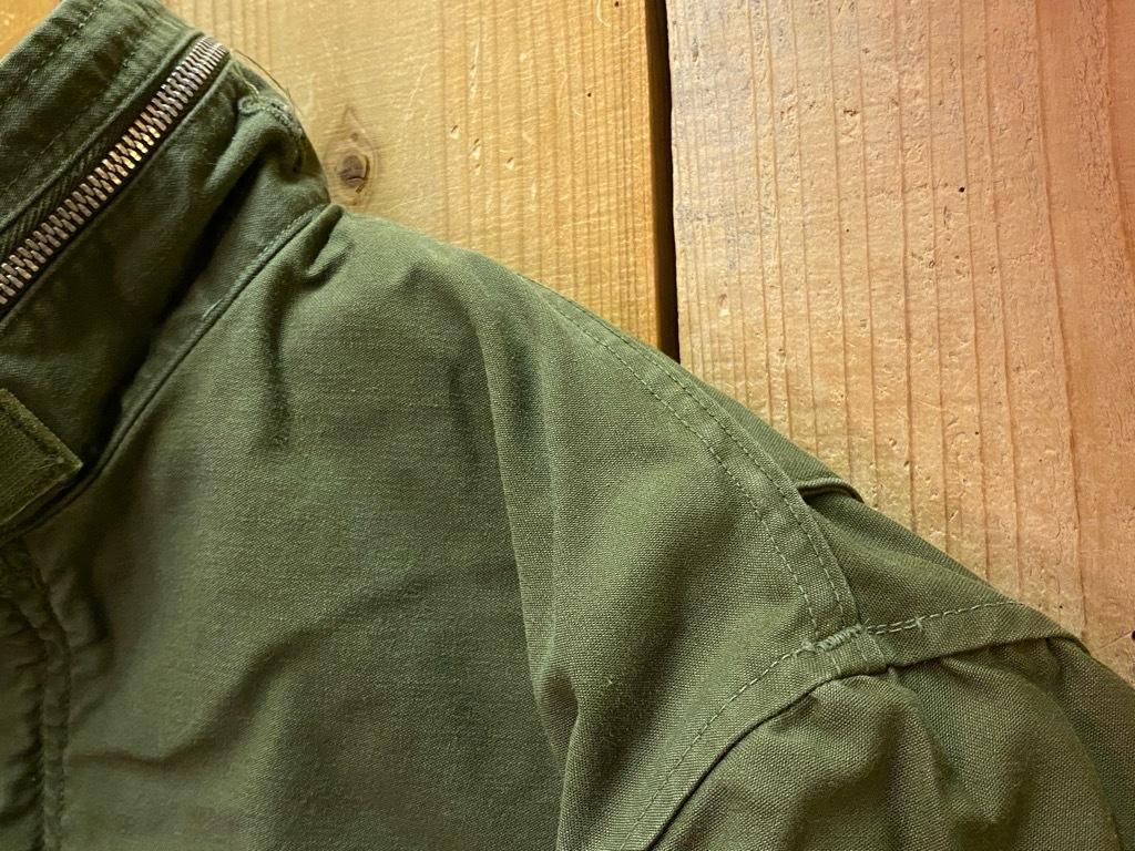 11月25日(水)マグネッツ大阪店Vintage入荷日!!#5 U.S.Army編!!M-47 Mt.Parka ,M-38 Mackinaw,M-41 HBT,M-65 1st,TCU 3rd!!_c0078587_17135586.jpg