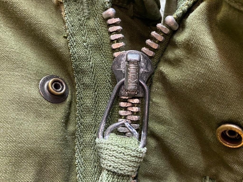 11月25日(水)マグネッツ大阪店Vintage入荷日!!#5 U.S.Army編!!M-47 Mt.Parka ,M-38 Mackinaw,M-41 HBT,M-65 1st,TCU 3rd!!_c0078587_17140384.jpg