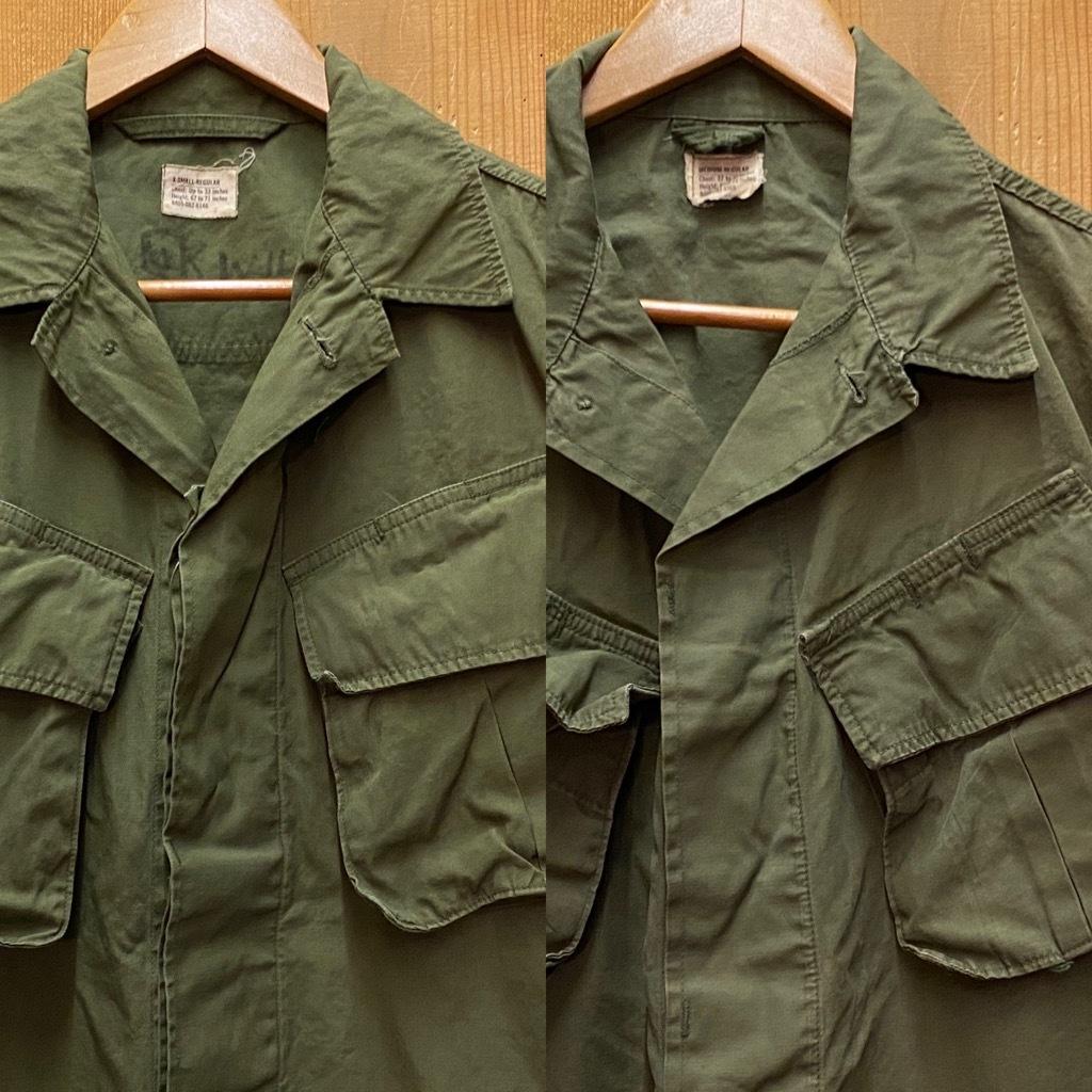 11月25日(水)マグネッツ大阪店Vintage入荷日!!#5 U.S.Army編!!M-47 Mt.Parka ,M-38 Mackinaw,M-41 HBT,M-65 1st,TCU 3rd!!_c0078587_17194332.jpg