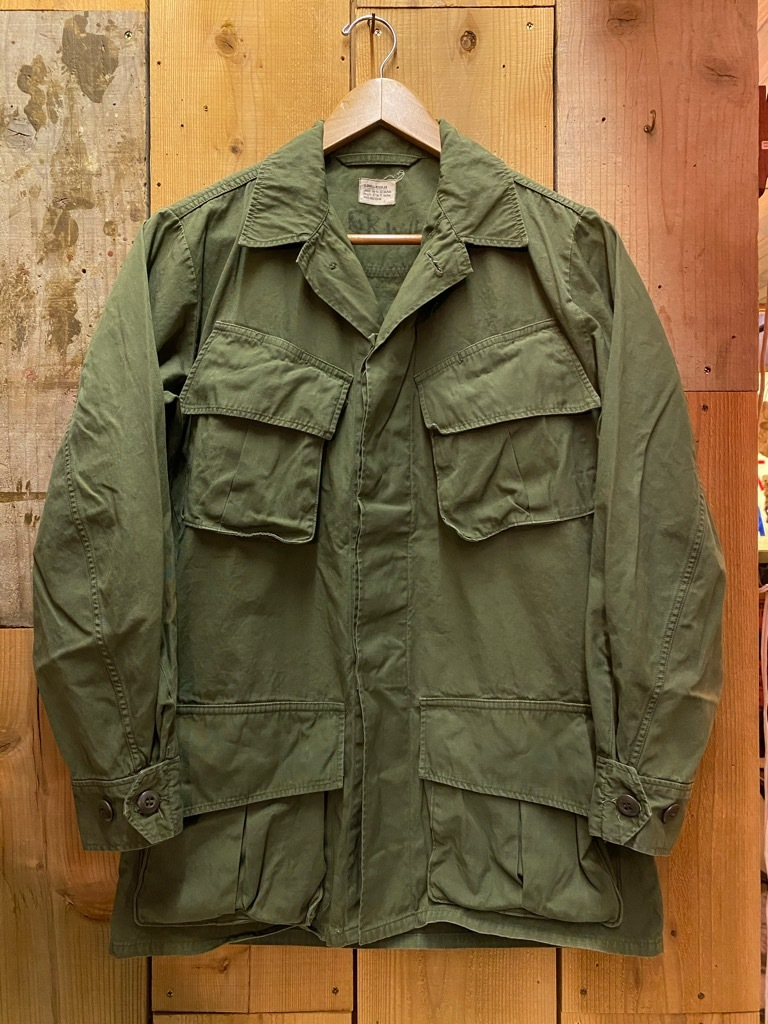 11月25日(水)マグネッツ大阪店Vintage入荷日!!#5 U.S.Army編!!M-47 Mt.Parka ,M-38 Mackinaw,M-41 HBT,M-65 1st,TCU 3rd!!_c0078587_17194521.jpg