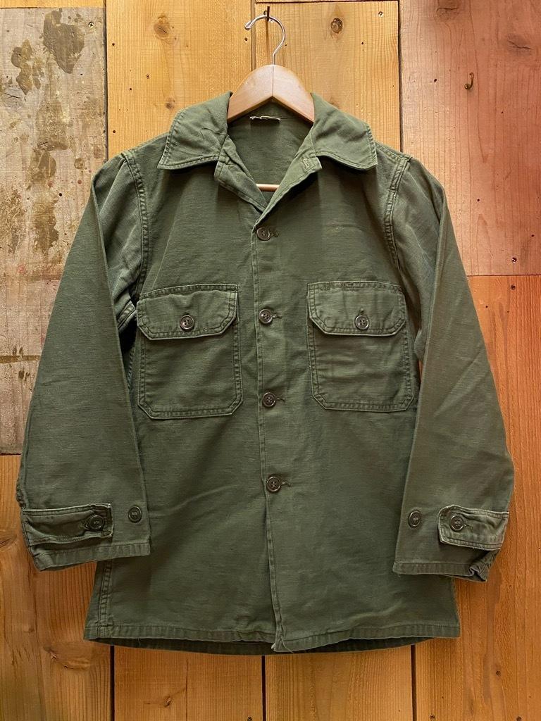 11月25日(水)マグネッツ大阪店Vintage入荷日!!#5 U.S.Army編!!M-47 Mt.Parka ,M-38 Mackinaw,M-41 HBT,M-65 1st,TCU 3rd!!_c0078587_17233139.jpg