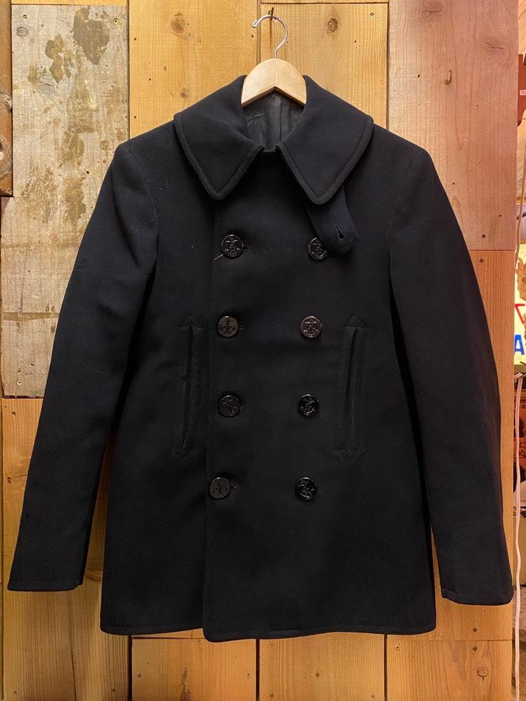 11月25日(水)マグネッツ大阪店Vintage入荷日!!#6 U.S.Navy&BritishMilitary編!!N-3,GobSweater,P-Coat,ServiceShoes!!_c0078587_20504757.jpg