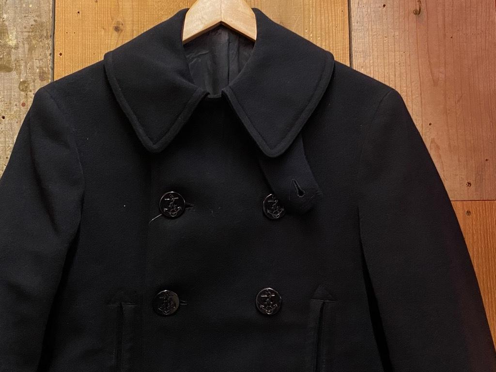 11月25日(水)マグネッツ大阪店Vintage入荷日!!#6 U.S.Navy&BritishMilitary編!!N-3,GobSweater,P-Coat,ServiceShoes!!_c0078587_20504929.jpg