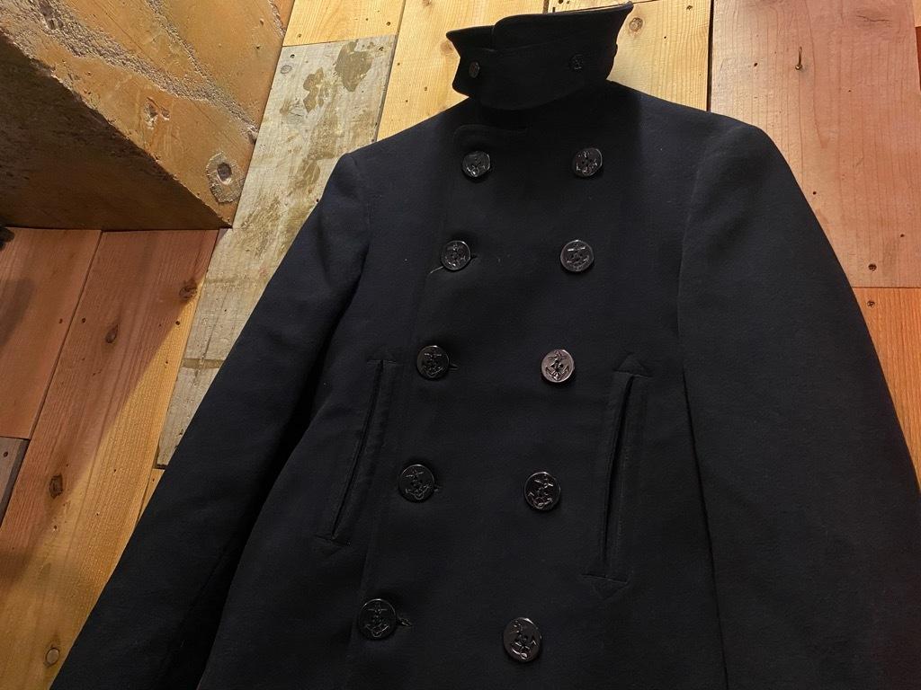 11月25日(水)マグネッツ大阪店Vintage入荷日!!#6 U.S.Navy&BritishMilitary編!!N-3,GobSweater,P-Coat,ServiceShoes!!_c0078587_20505077.jpg