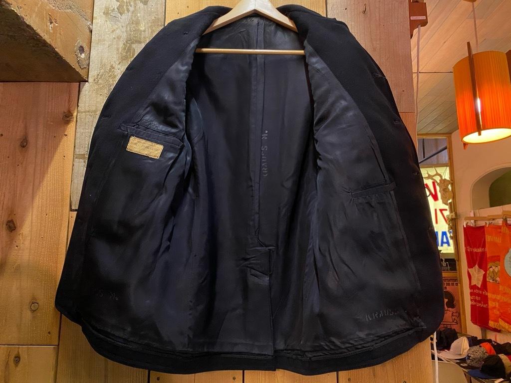 11月25日(水)マグネッツ大阪店Vintage入荷日!!#6 U.S.Navy&BritishMilitary編!!N-3,GobSweater,P-Coat,ServiceShoes!!_c0078587_20505282.jpg