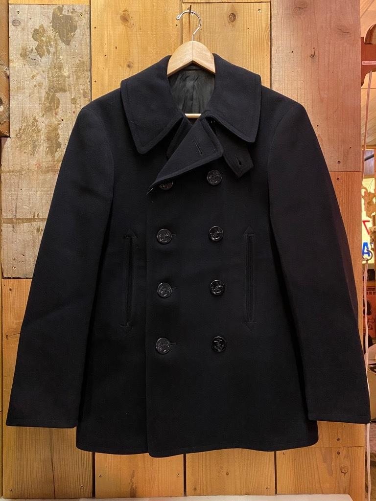 11月25日(水)マグネッツ大阪店Vintage入荷日!!#6 U.S.Navy&BritishMilitary編!!N-3,GobSweater,P-Coat,ServiceShoes!!_c0078587_20515561.jpg