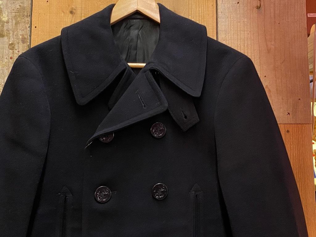 11月25日(水)マグネッツ大阪店Vintage入荷日!!#6 U.S.Navy&BritishMilitary編!!N-3,GobSweater,P-Coat,ServiceShoes!!_c0078587_20515666.jpg