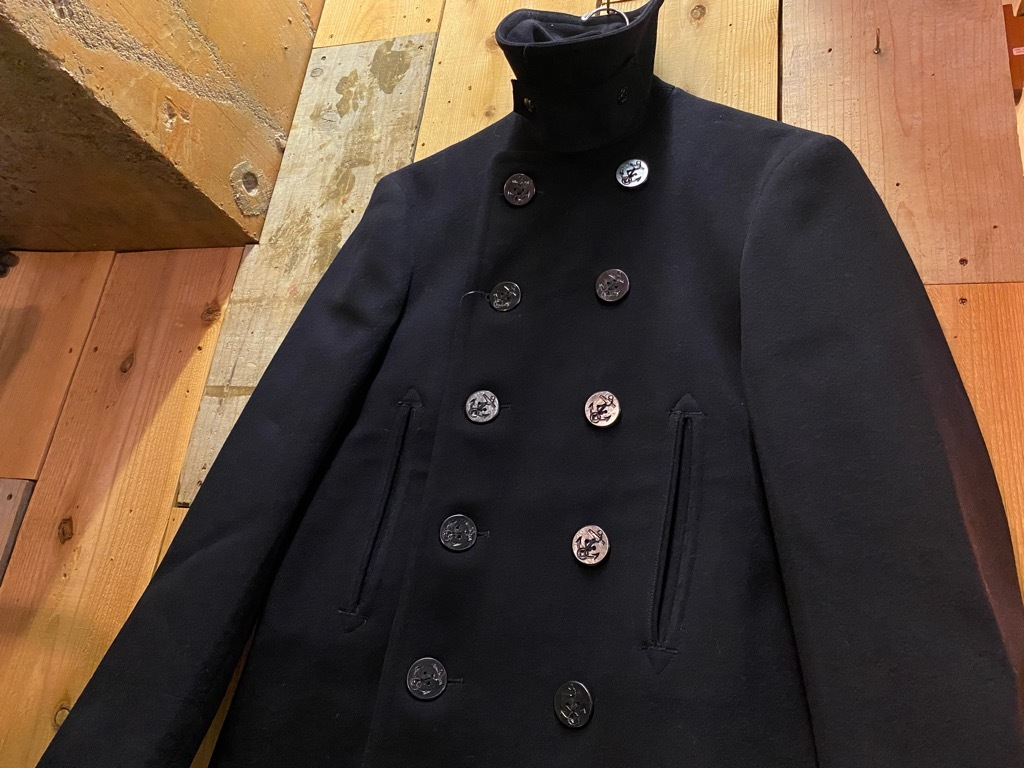 11月25日(水)マグネッツ大阪店Vintage入荷日!!#6 U.S.Navy&BritishMilitary編!!N-3,GobSweater,P-Coat,ServiceShoes!!_c0078587_20515858.jpg