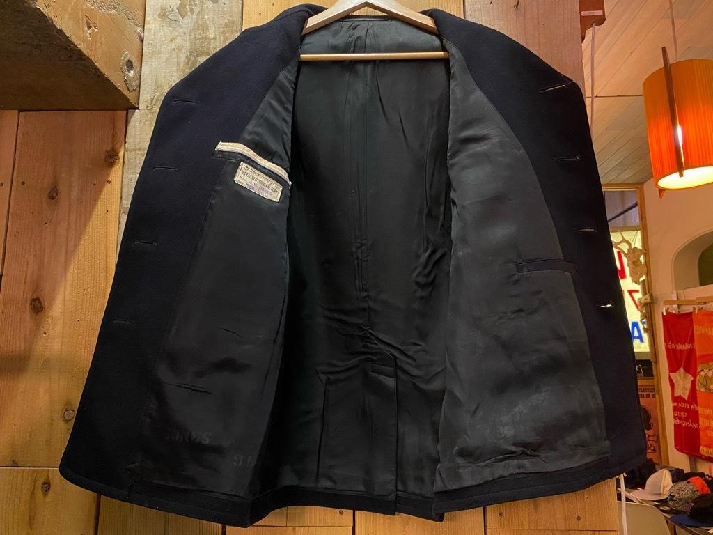 11月25日(水)マグネッツ大阪店Vintage入荷日!!#6 U.S.Navy&BritishMilitary編!!N-3,GobSweater,P-Coat,ServiceShoes!!_c0078587_20520013.jpg