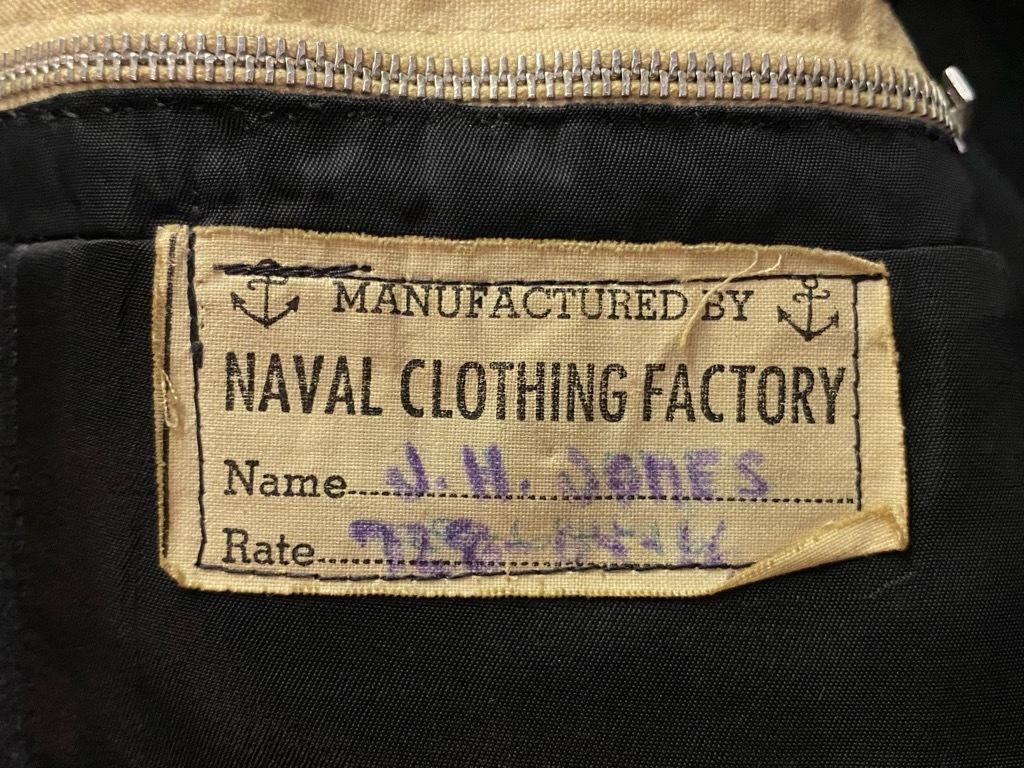 11月25日(水)マグネッツ大阪店Vintage入荷日!!#6 U.S.Navy&BritishMilitary編!!N-3,GobSweater,P-Coat,ServiceShoes!!_c0078587_20520457.jpg