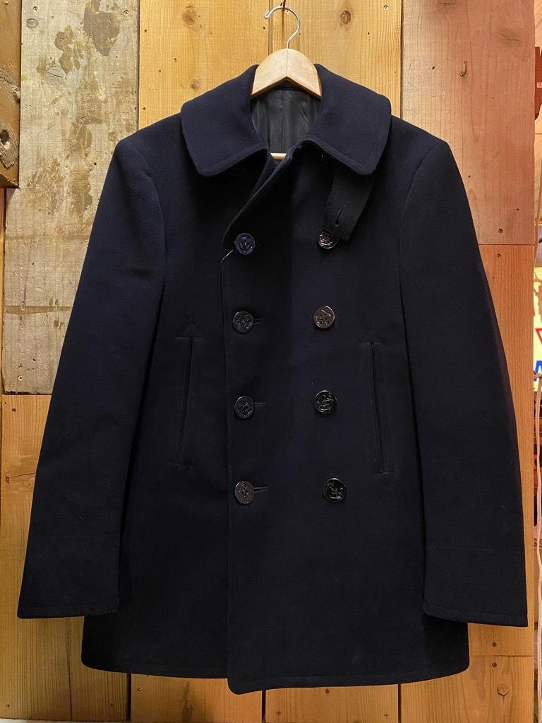 11月25日(水)マグネッツ大阪店Vintage入荷日!!#6 U.S.Navy&BritishMilitary編!!N-3,GobSweater,P-Coat,ServiceShoes!!_c0078587_20523852.jpg
