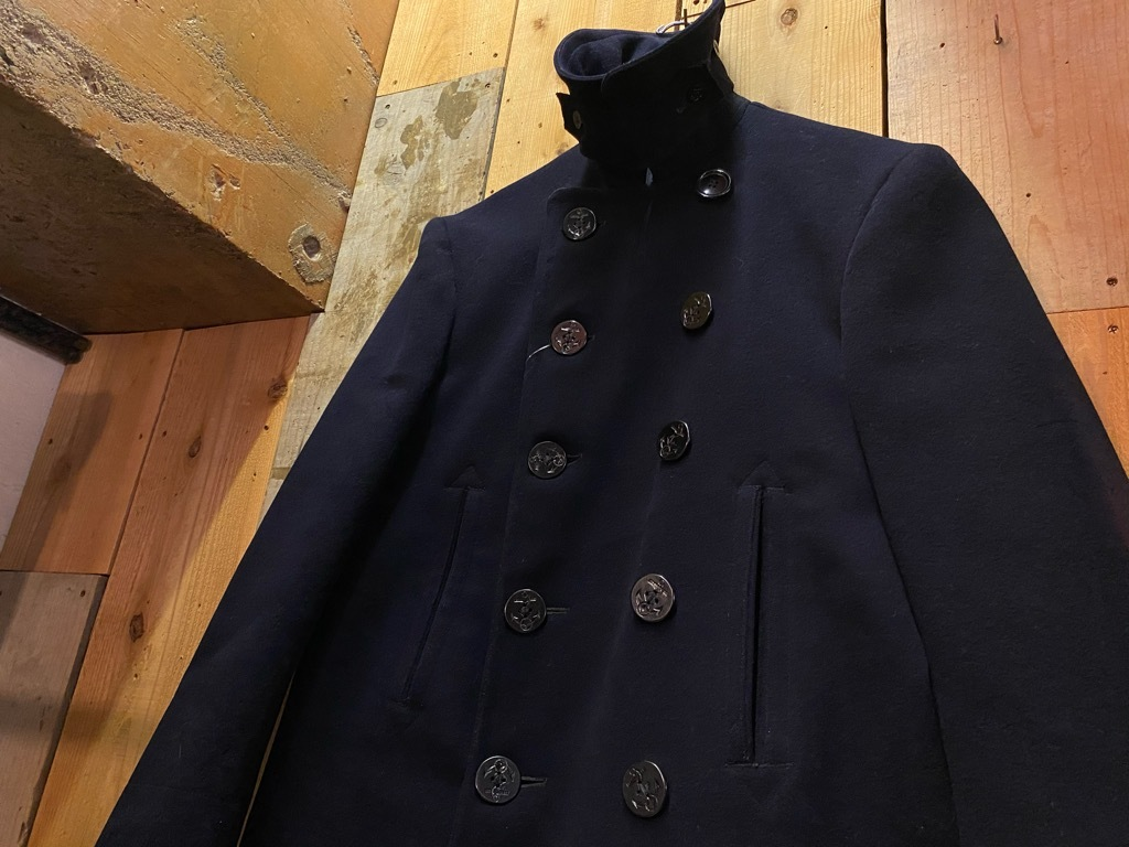 11月25日(水)マグネッツ大阪店Vintage入荷日!!#6 U.S.Navy&BritishMilitary編!!N-3,GobSweater,P-Coat,ServiceShoes!!_c0078587_20524138.jpg