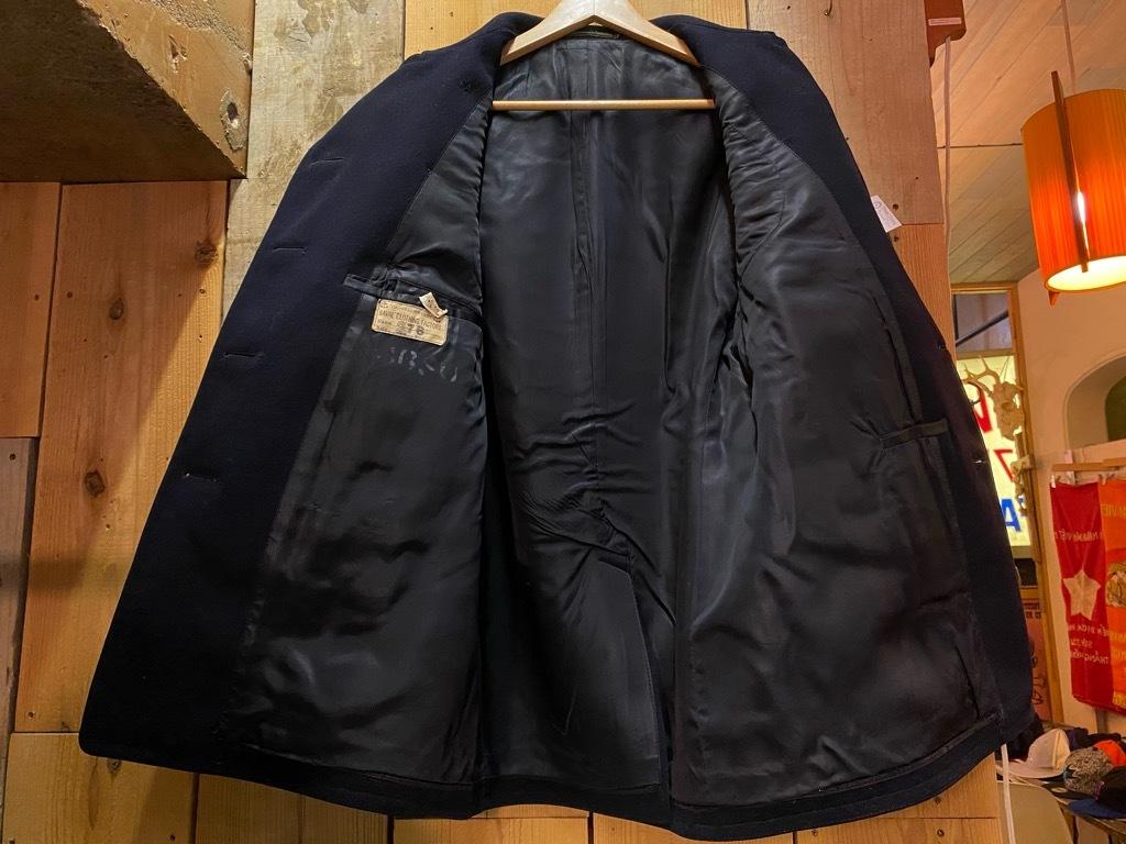11月25日(水)マグネッツ大阪店Vintage入荷日!!#6 U.S.Navy&BritishMilitary編!!N-3,GobSweater,P-Coat,ServiceShoes!!_c0078587_20524366.jpg