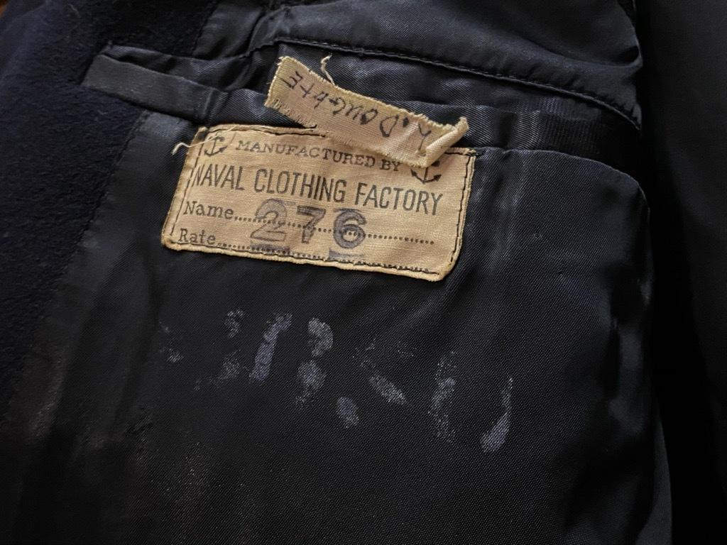 11月25日(水)マグネッツ大阪店Vintage入荷日!!#6 U.S.Navy&BritishMilitary編!!N-3,GobSweater,P-Coat,ServiceShoes!!_c0078587_20524788.jpg