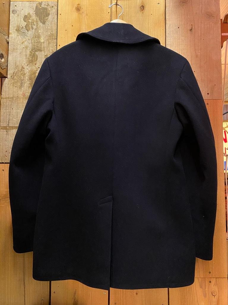 11月25日(水)マグネッツ大阪店Vintage入荷日!!#6 U.S.Navy&BritishMilitary編!!N-3,GobSweater,P-Coat,ServiceShoes!!_c0078587_20524995.jpg