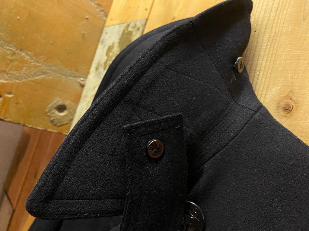 11月25日(水)マグネッツ大阪店Vintage入荷日!!#6 U.S.Navy&BritishMilitary編!!N-3,GobSweater,P-Coat,ServiceShoes!!_c0078587_20532488.jpg